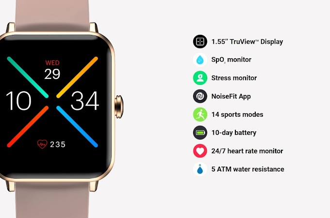 Top 6 Smart Watches with SPO2 Feature under ₹4000 | Best Smart Watches in India