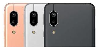 Sharp S7 Android Satu telepon dengan masa pakai baterai 1 minggu