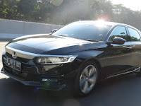 Try the Sophisticated Honda Accord that Can Break Your Own