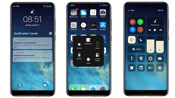 ASI PUEDES CONVERTIR TU ANDROID EN UN IPHONE 2020
