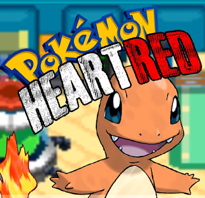 Pokemon Heart Red NDS ROM Download