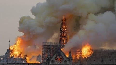 Notre-Dame - Szakértő: Európa szíve égett
