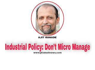 Industrial Policy: Don't Micro Manage