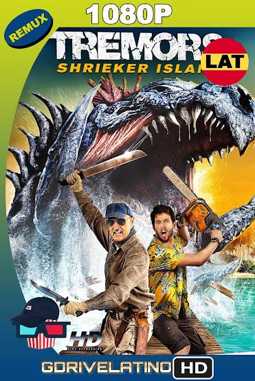 Tremors: Shrieker Island (2020) BDRemux 1080p Latino-Ingles MKV