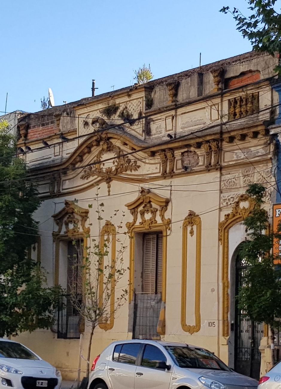 Casa chorizo Academicismo Francés