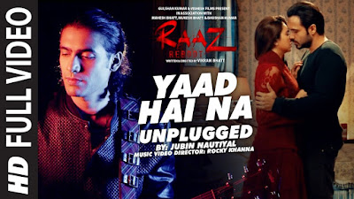 yaad hai na underrated song by Jubin Nautiyal