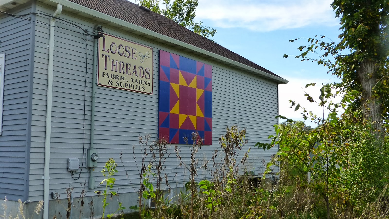 Barn Quilts: Rock County, Wisconsin Barn Quilt Trail