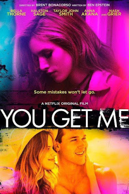 You Get Me 2017 DVD R2 PAL Spanish