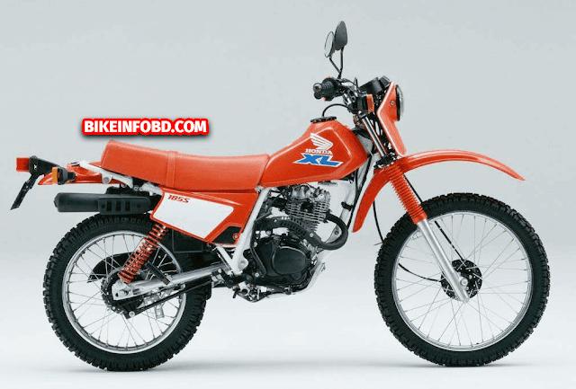 1984 Honda XL185S