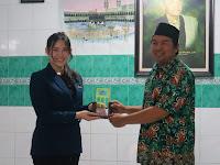 Pesantren Luhur - Mahasiswa Ma Chung Sharing Wawasan dan Silaturrahmi: Harmoni di Kota Pendidikan