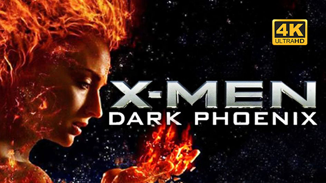 X-Men: Dark Phoenix (2019) 4K UHD 2160p Latino-Ingles