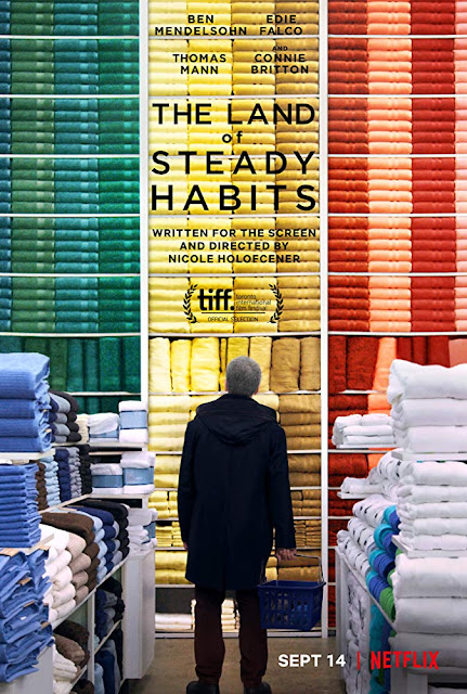 The Land of Steady Habits 2018 movie poster