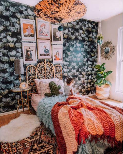 kids' rooms in instagram