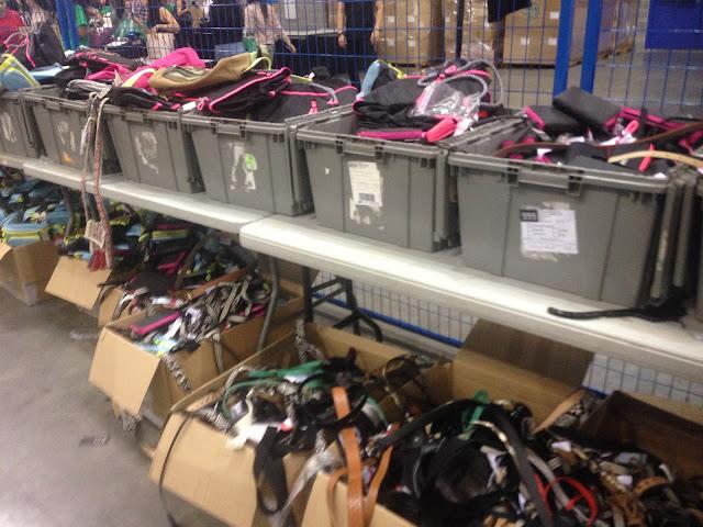 Aritzia Warehouse Sale 2017 belts bags