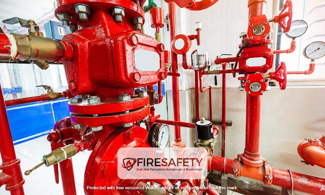jual hydrant valve Langsa
