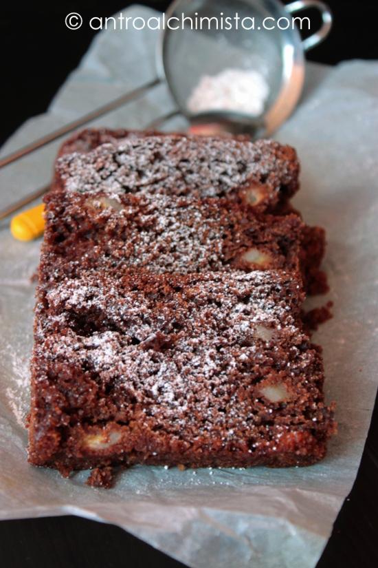 Plumcake al Cioccolato e Banana