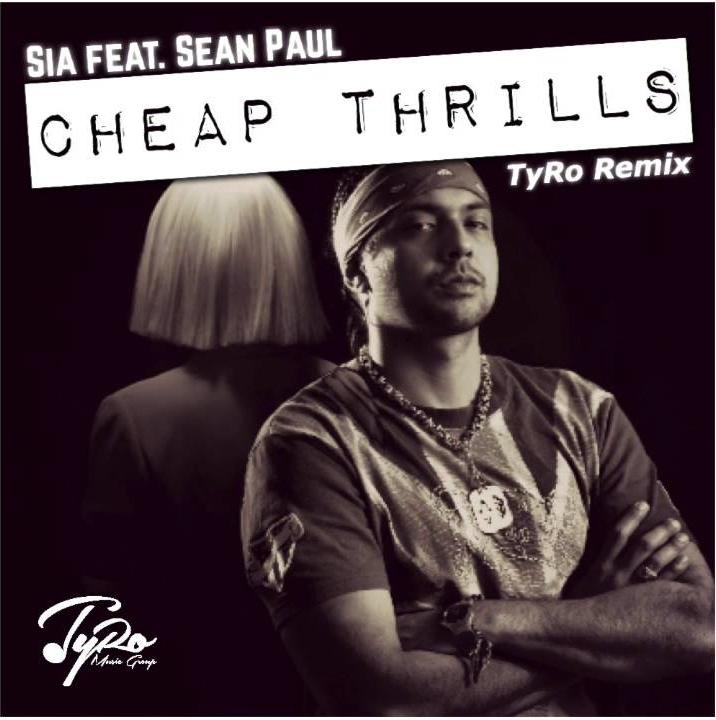 Music Urban: Sia - Cheap Thrills Ft  Sean Paul (Remix)
