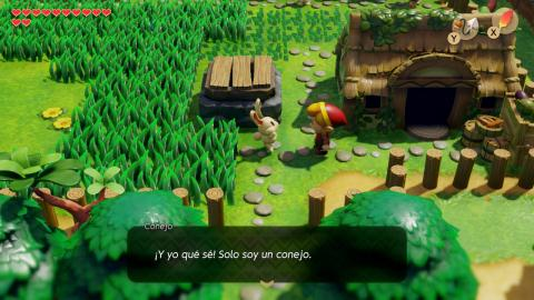 Análisis review Zelda Link's Awakening Remake Nintendo Switch