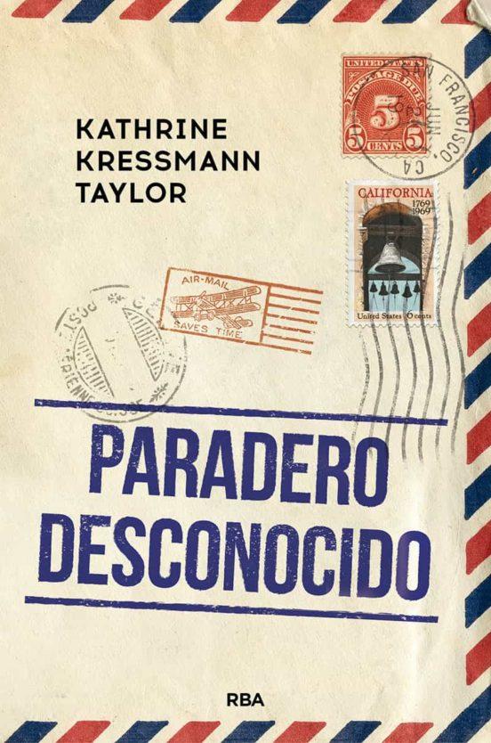 https://laantiguabiblos.blogspot.com/2020/12/paradero-desconocido-kathrine-kressmann.html