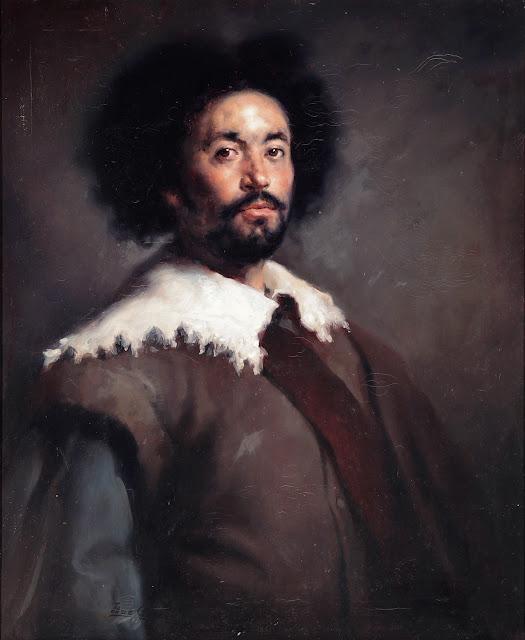 José González, Maestros españoles del retrato, Pintor español, Retratos de José González, Pintores Cordobeses, Pintores españoles