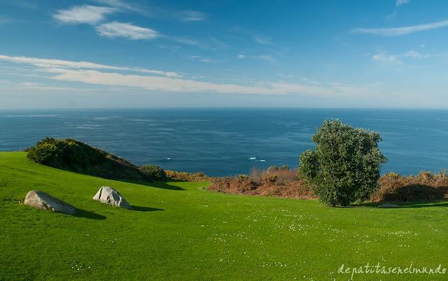 Monte de San Pedro A Coruña