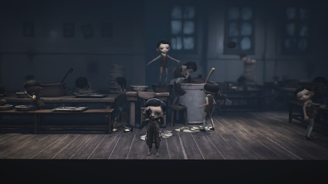 Little Nightmares 2 - Puzzle