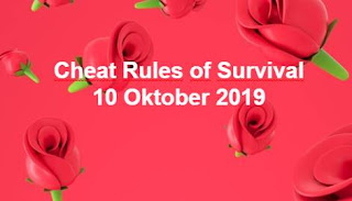 Link Download File Cheats Rules of Survival 10 Oktober 2019