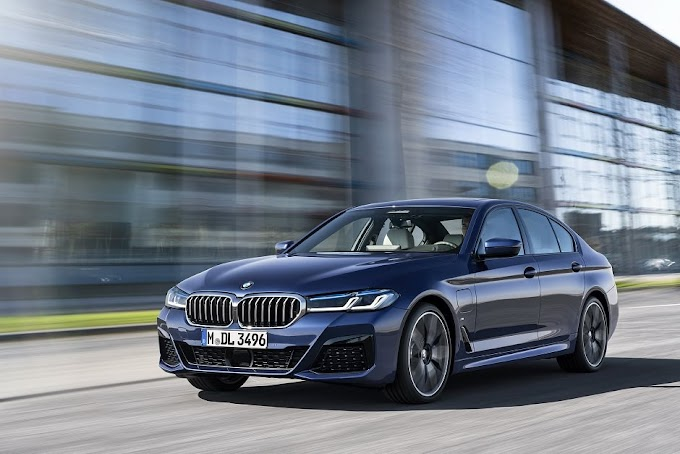 Official information on the BMW 5 Series 2023