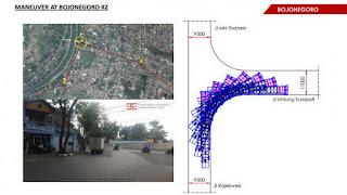 5 Hari Perjalanan Multi Axle Trailer Dari Jetty Maspion Gresik Menuju Proyek Jambaran Tiung Biru (JTB) Bojonegoro