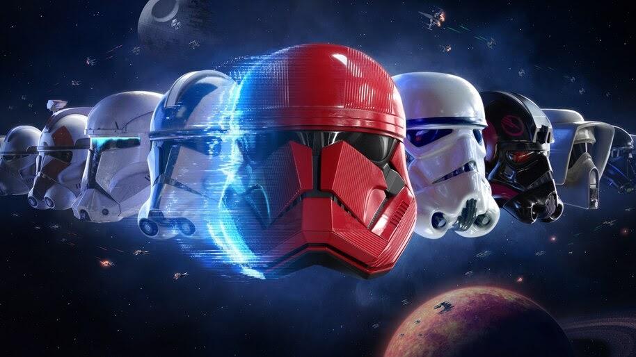 Stormtroopers Star Wars Battlefront 2 4k Wallpaper 7 1698