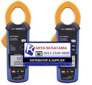 Jual Hioki AC Digital Clamp Meter CM4002 di Madiun