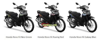 Honda Revo Fit versi 2020