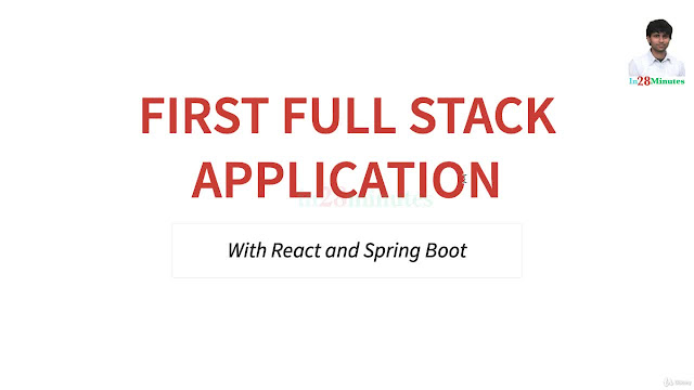 Go Full Stack with Spring Boot and React
