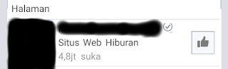 Cara mempromosikan fanspage Facebook