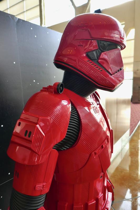Sith Trooper armour Star Wars Rise Skywalker