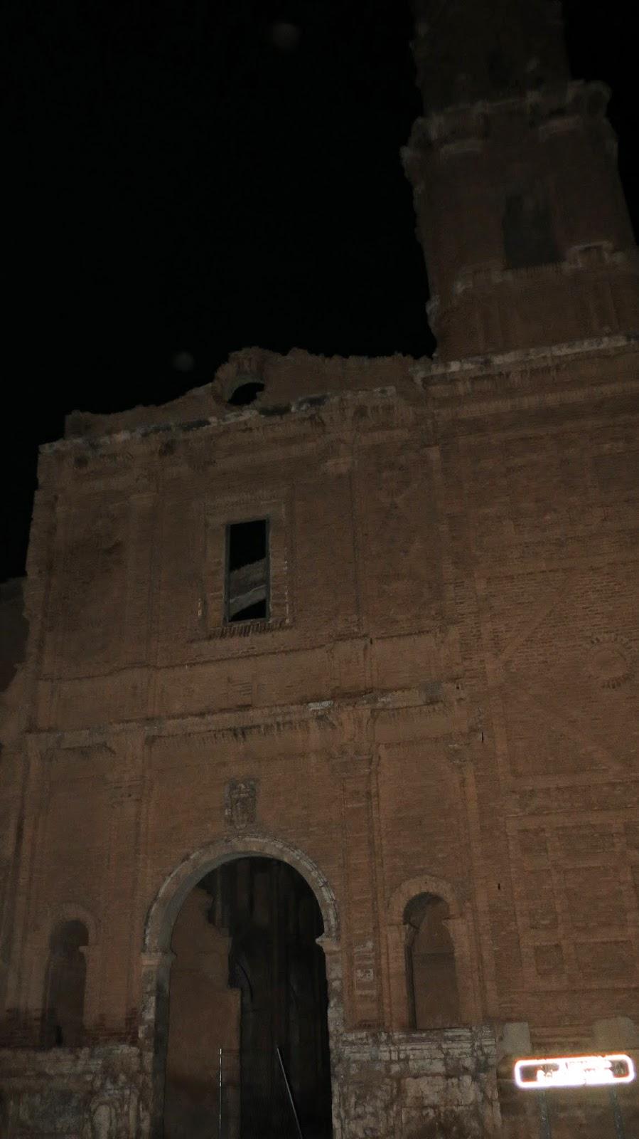 Convento de San Agustin - Belchite