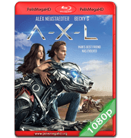 A-X-L (2018) FULL 1080P HD MKV ESPAÑOL LATINO
