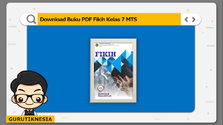 download ebook pdf  buku digital fikih kelas 7 mts
