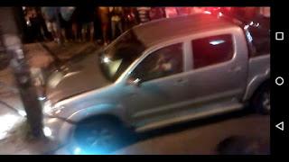 Assassinato no Bairro dos Bancários em frente ao shopping sul na capital marca noite de terça-feira