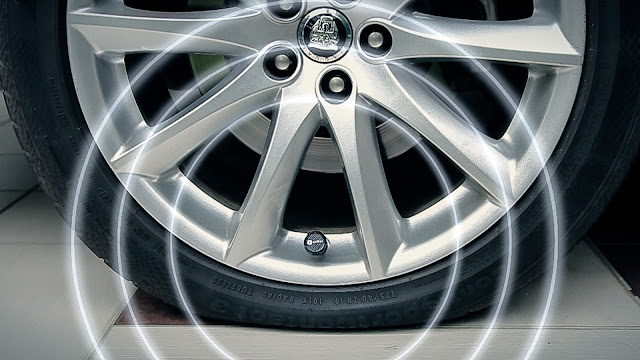 Cảm biến áp suất lốp Fobo Tire gắn ngoài