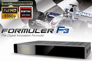 FORMULER F3:FORMULER F1 ATUALIZAÇAO Image