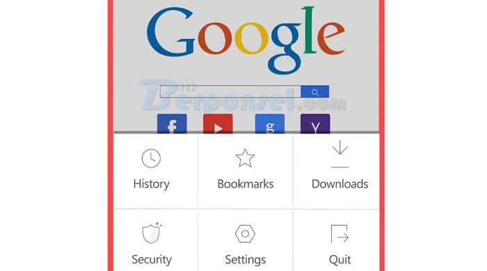 aplikasi browser android paling ringan dan cepat