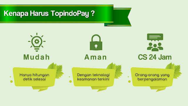 Bayar Tagihan Listrik Online Pakai TopindoPay