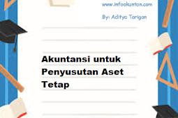 Akuntansi untuk Penyusutan Aset Tetap