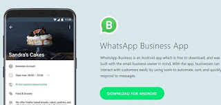 WhatsApp Business Standalone App Now Available On Google Playstore