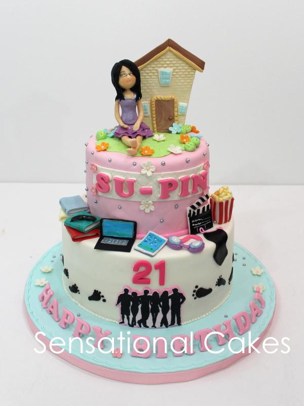 The Sensational Cakes December 2016