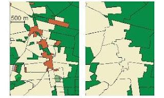 Pengertian, Aspek dan Tujuan Generalisasi Peta