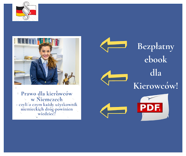 Bezpłatny ebook dla Kierowców w Niemczech!