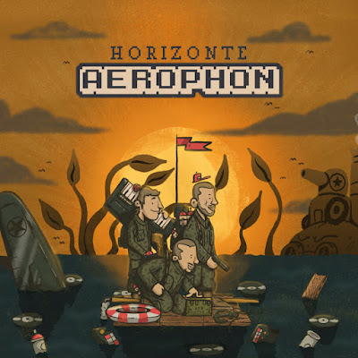 Aerophon Crew - Horizonte [2018] (Colombia)