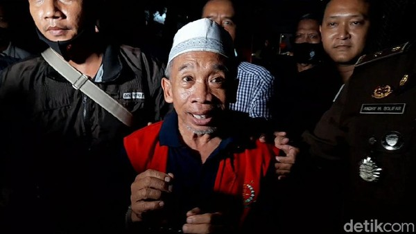 Pelawak Nurul Qomar Dijebloskan ke Penjara